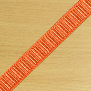 7mm Satin Ribbon Orange