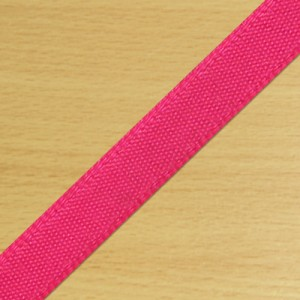 7mm Satin Ribbon Cerise