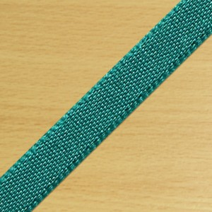7mm Satin Ribbon Kingfisher