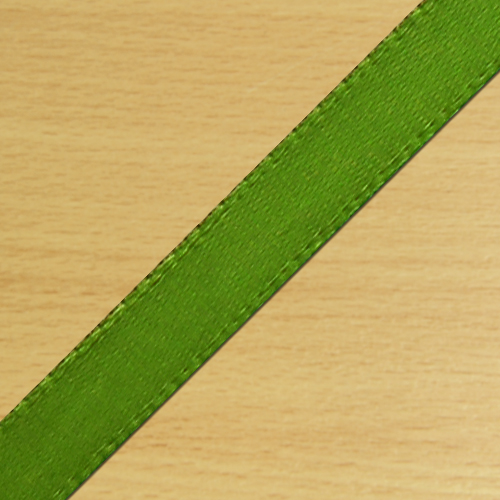 7mm Satin Ribbon Sage Green