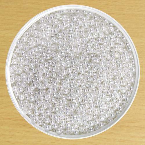 4mm Round Bead Pearl