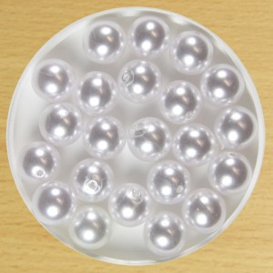 16mm Round Bead Pearl