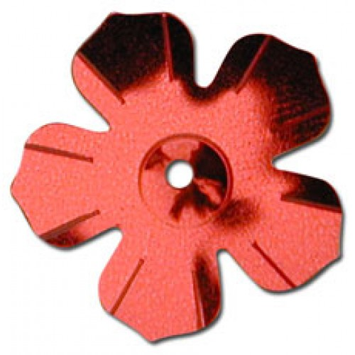 Red Flower Sequin
