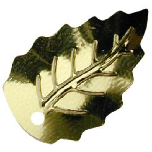 Gold Leaf Sequin