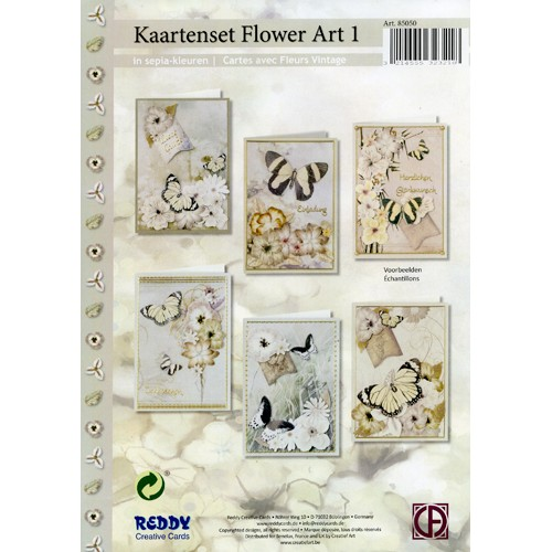 Flower Art Set 1