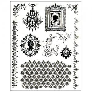 Stamp set: Cameo Image