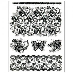 Stamp set: Vintage Lace