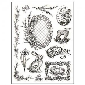 Stamp set: Nostalgic Easter Motives