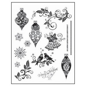 Stamp set: Christmas Decorations and Embellishments