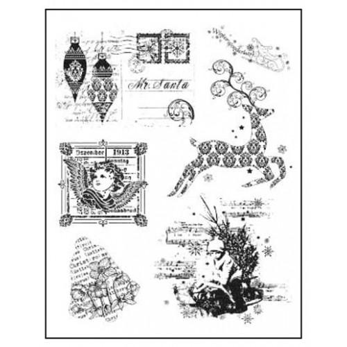 Stamp set: Christmas Motives