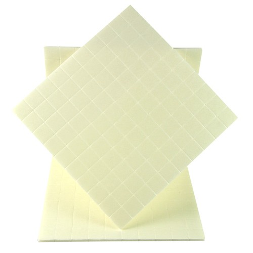 10 x 10 x 2mm Foam Pads