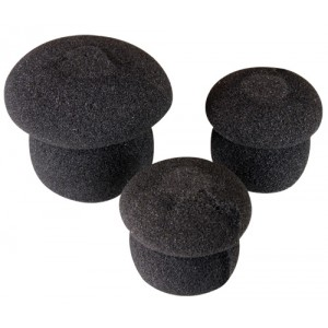 Pinflair Mushroon Foam Sponges