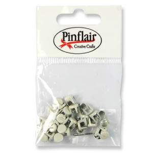 Pinflair Ivory Studs