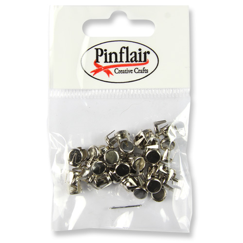 Pinflair Silver Studs