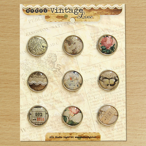 Vintage Brads