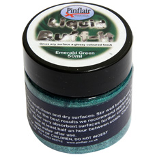 LQB204 Liquid Buff-It Emerald Green