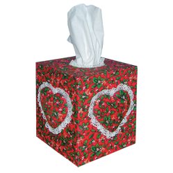 BA201 Boutique Tissue Box