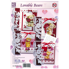 RE2530-0045<br>Lovable Bears