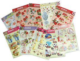 Decoupage Bundle<br> ONLY £30.00