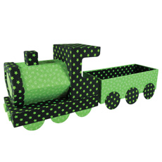 Train and Truck Cartonnage Only x 3